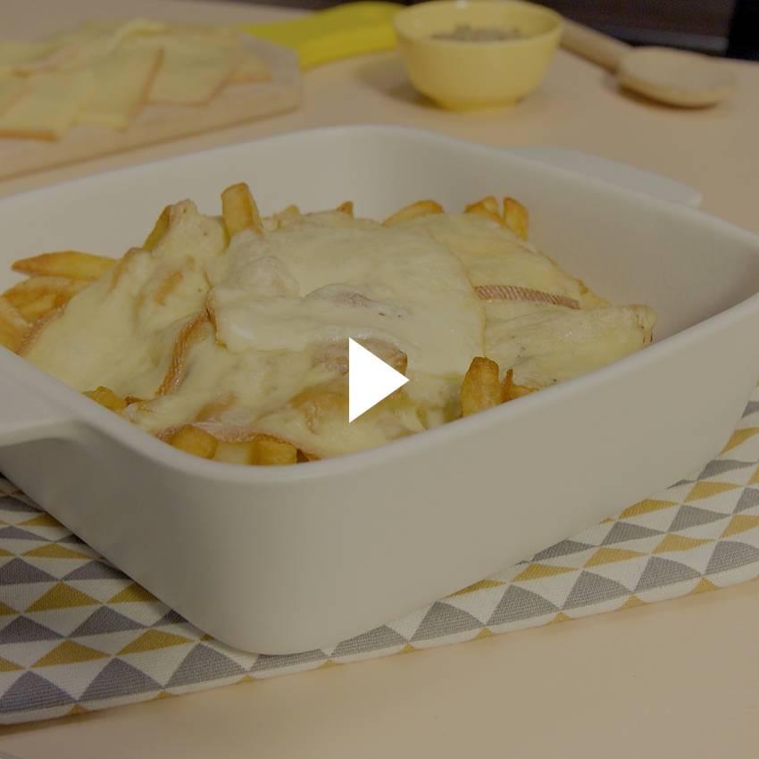 Gratin de Frites - Delice Chrono - Netto