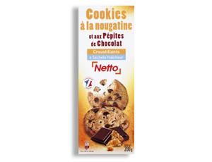 cookies nougatine