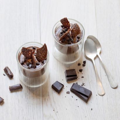 Verrines Choco-Caramel
